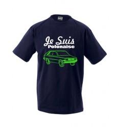 Je Suis Polonaise T-shirt
