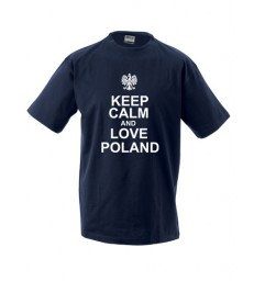 Keep Calm and Love Poland T-shirt