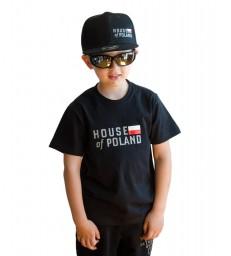 T-shirt dla Dzieci House of Poland