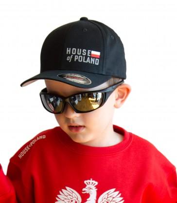 Czapka Full cap dla Dzieci House Of Poland