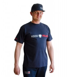 House of Poland z Orłem T-shirt