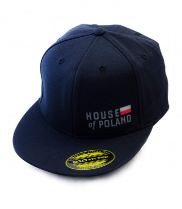 Full Cap Czapka House of Poland Polska Flexfit Full Cap