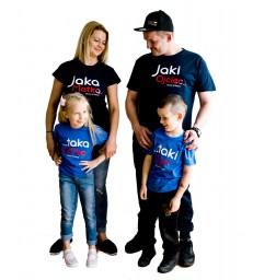 Koszulka Jaki Ojciec...