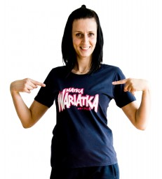Matka Wariatka T-shirt Damski