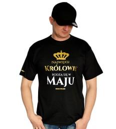 Królowie rodzą się w ... T-shirt