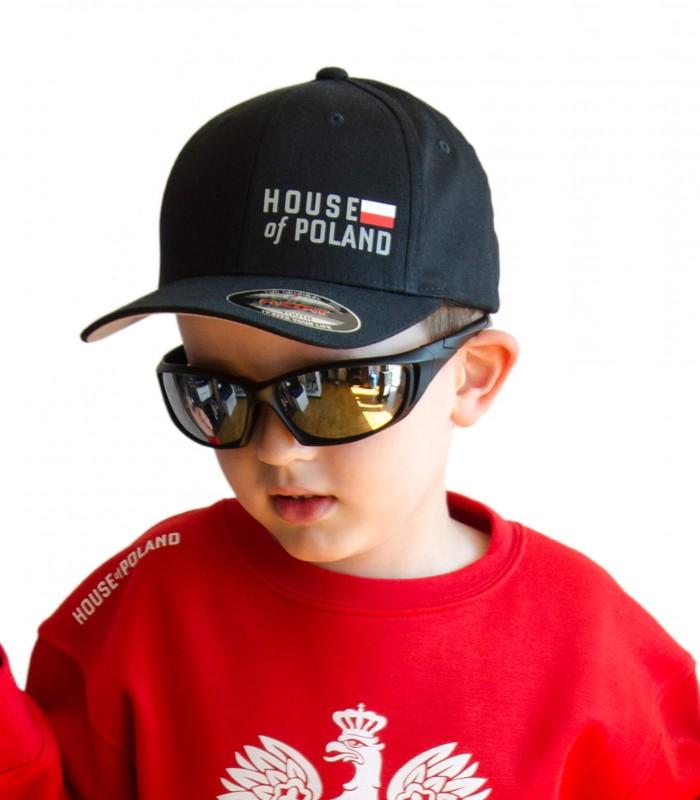 060361e4006fd3 Czapka Full cap dla Dzieci House Of Poland - Odzież Patriotyczna ...